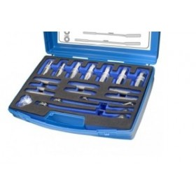 SHOCK ABSORBER TOOLS SET FOR PISTON ROD