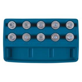 Zestaw kluczy zabezpieczających kół bmw, 10 cz