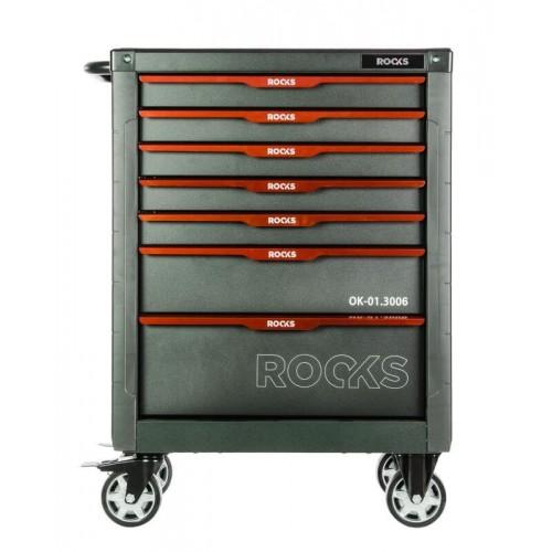 Szafka narzędziowa STEEL GARAGE z narzędziami 150 cz