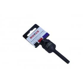 "Impact bit socket 1/2"", 75 mm, RIBE RM 8"