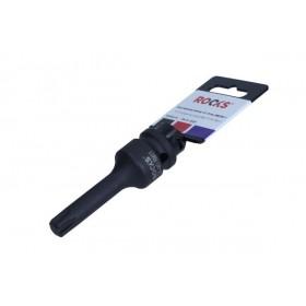 "Impact bit socket 1/2"", 75 mm, RIBE RM 11"