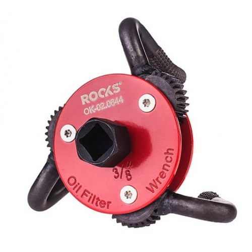 """Oil filter wrench 45-75 mm, 3/8"""", PCF"""