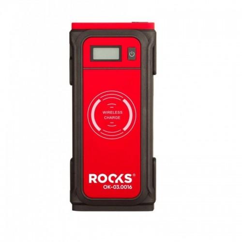 Mini booster, urządzenie rozruchowe wireless, 12v-850a-12000 mah