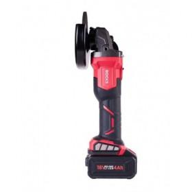 Brushless grinder, 18V AQ-ONE, 125 mm, 4Ah, set