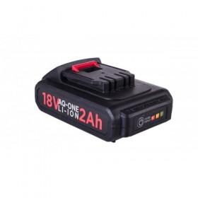 Akumulator-bateria 18v, aq-one 2.0ah li-ion