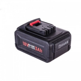 Li-ion battery 18V, 3Ah, AQ-ONE