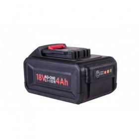 Akumulator-bateria 18v, aq-one 4.0ah li-ion