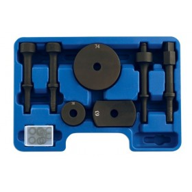 Impact tools set to chassis, 7 pcs, VIBRO SYSTEM