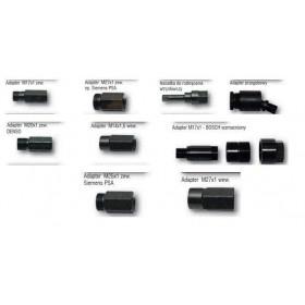 Zestaw adapterów do wtryskiwaczy. bosch. simens. denso. piezo. 11 cz