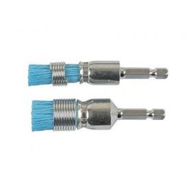 FIBRO brushes set for OK-05.0029, 15/20 mm