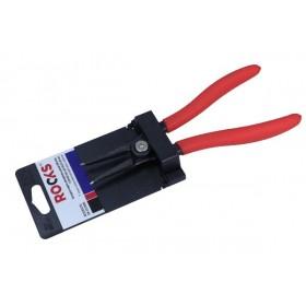 Szczypce segera zewnętrzne, proste 180 mm, fi 19-60 mm, pin suj2 1,8 mm