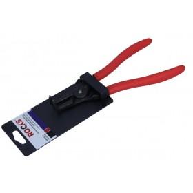 Szczypce segera zewnętrzne,wygięte 230 mm, fi 40-100 mm, pin suj2 2,3 mm