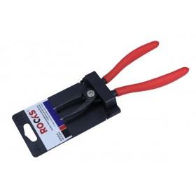 Szczypce segera wewnętrzne, proste 180 mm, fi 19-60 mm, pin suj2 1,8 mm