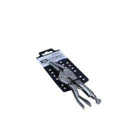 """165MM(6‐1/2"""") LONG NOSE STRAIGHT JAW LOCKING PLIERS,CR‐V"""