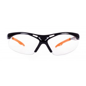 Okulary ochronne uv, białe