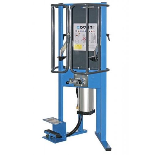 Ściągacz sprężyn zawieszenia, pneumatyczny 1226 kg, osobowe / gv 321055000