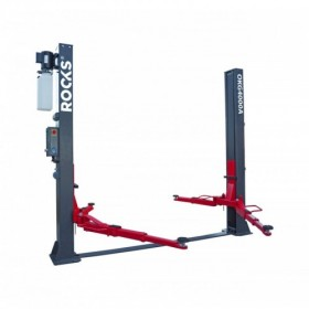 Two-column electro-hydraulic lift 4 t automatic