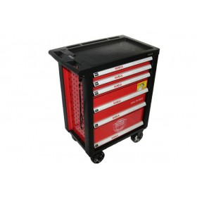 Tool cabinet ROOKS GARAGE with tools 170 pcs