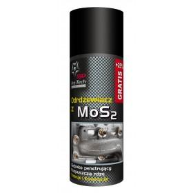 Odrdzewiacz / penetrator z mos2 400 ml