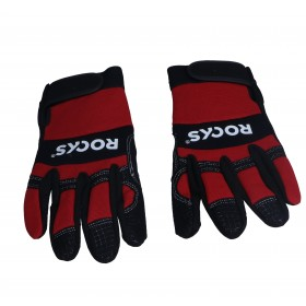"""Protective glove STRONG GARAGE, size M, 8"""""""