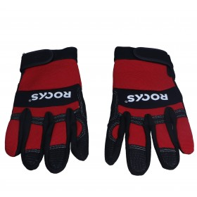 """Protective glove STRONG GARAGE, size XL, 10"""""""